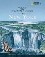 New York, 1609-1776