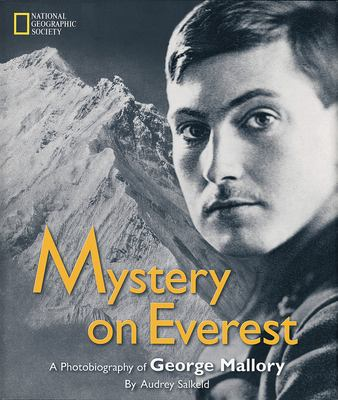 Cover image for Mystery on Everest