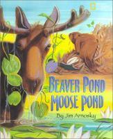 Beaver Pond, Moose Pond