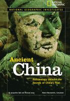 National Geographic Investigates Ancient China