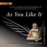 William Shakespeare's As You Like It