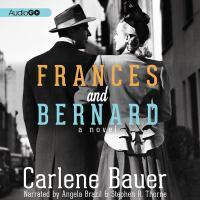 Frances and Bernard