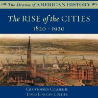 The Rise of the Cities 1820-1920