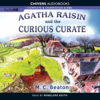 Agatha Raisin and the Case of the Curious Curate