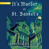 It's Murder at St. Basket's