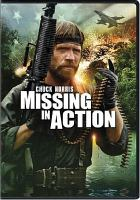 Missing in Action(DVD,Chuck Norris)