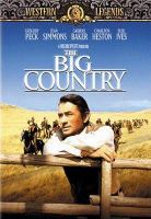 The Big Country(DVD,Gregory Peck)