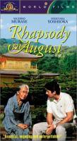 Rhapsody in August