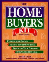 The Homebuyer's Kit