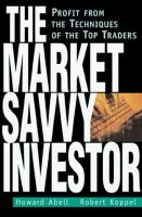 The Market Savvy Investor