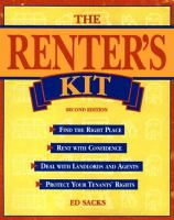 The Savvy Renters' Kit