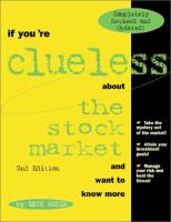 If You're Clueless About the Stock Market and Want to Know More