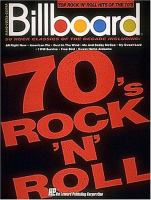 Billboard Top Rock'n'roll Hits Of The 70's