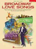 Broadway Love Songs