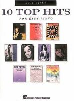 10 Top Hits for Easy Piano