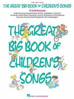 Great Big Book Of Children's Songs