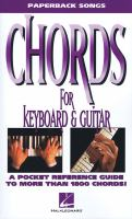 Chords for Keyboard & Guitar