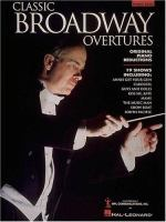 Classic Broadway Overtures