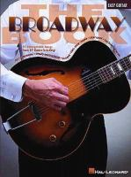 The Broadway Book