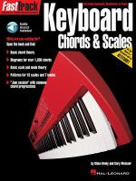 Keyboard Chords & Scales