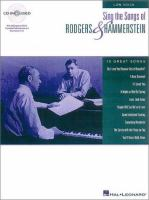Sing the Songs of Rodgers & Hammerstein
