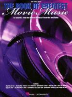 The Book of Greatest Movie Music