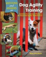 Questions & Answers on Dog Agility Training