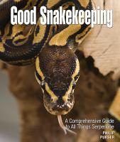 Good Snakekeeping