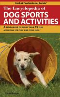 The Encyclopedia of Dog Sports and Activities