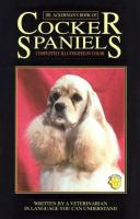 Dr. Ackerman's Book of Cocker Spaniels