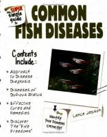 The Super Simple Guide to Common Fish Diseases