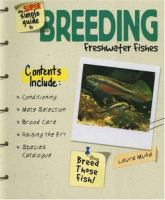 The Super Simple Guide to Breeding Freshwater Fishes