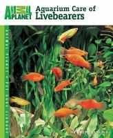 Aquarium Care of Livebearers