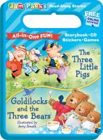 The Three Little Pigs And Goldilocks And The Three Bears