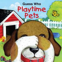 Guess Who Playtime Pets