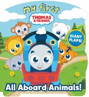 All aboard animals!