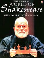 The Usborne Internet-linked World of Shakespeare