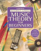Usborne Internet-linked Music Theory for Beginners