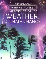 The Usborne Internet-linked Introduction to Weather & Climate Change