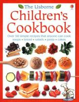 The Usborne Children's Cookbook