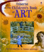 The Usborne Children's Book of Art