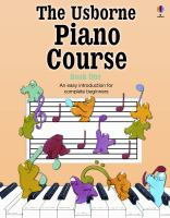 The Usborne Piano Course
