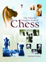 The Usborne Complete Book of Chess