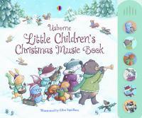 Usborne Little Children's Christmas Music Book