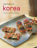 Cover of The Food of Korea: 63 Simp