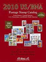 2010 US/BNA Postage Stamp Catalog