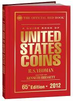 A Guide Book of United States Coins, 2012