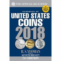 Official Blue Book Handbook of United States Coins