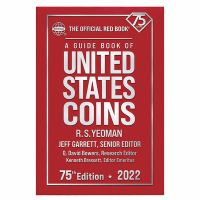 A Guide Book of United States Coins 2022