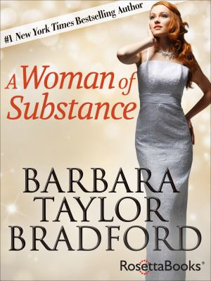 Cover image for A Woman of Substance